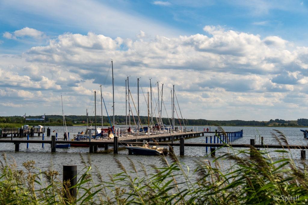 Hafen Sellin