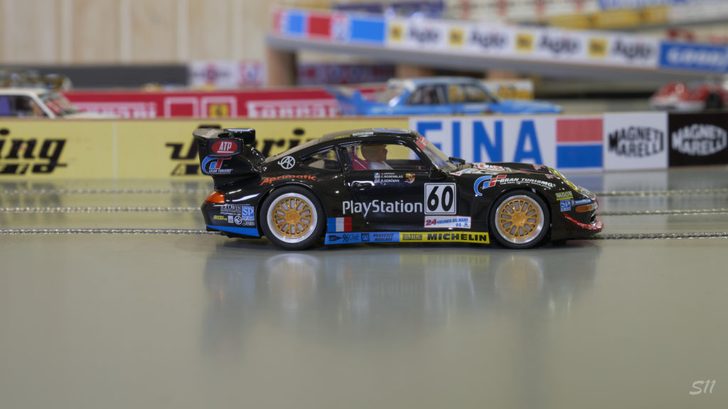 RevoSlot Porsche GT2 PlayStation